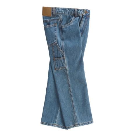 Cotton Carpenter Jeans (For Boys)