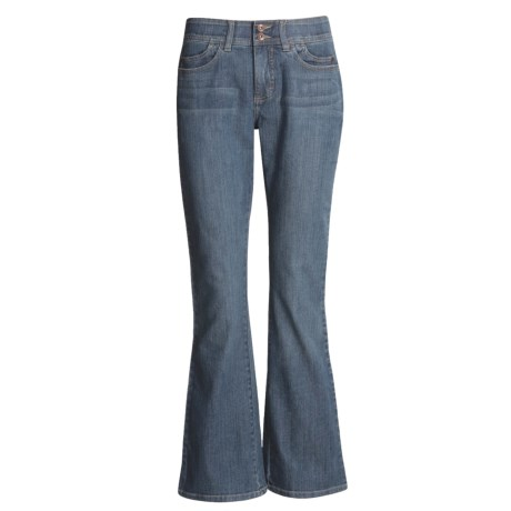 Lee Denim Stretch Jeans - Bootcut (For Women)