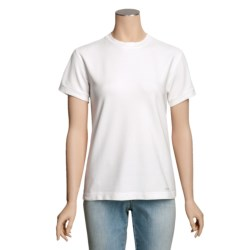 Filson Classic T-Shirt - Stretch Pique Cotton, Short Sleeve (For Women)