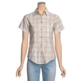 Filson Prairie Cotton Plaid Shirt - Short Sleeve (For Women)