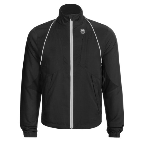 K-Swiss Running Jacket (For Men)