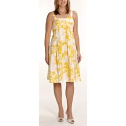 R & K Printed Sundress - Sleeveless (For Women)