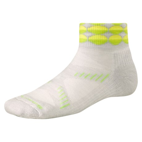SmartWool PhD Light Running Socks - Merino Wool, (For Women)
