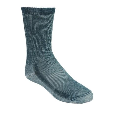 SmartWool Hiking Socks - Merino Wool, Crew, Medium Cushion (For Kids and Youth)