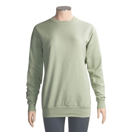 Hanes 50/50 Sweatshirt (For Women)