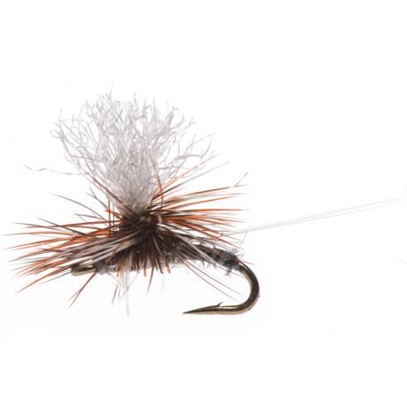 Black's Flies Black's Flies GT Adult Adams Dry Fly - Dozen