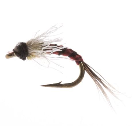 Black's Flies Lulu PMD Nymph Fly - Dozen