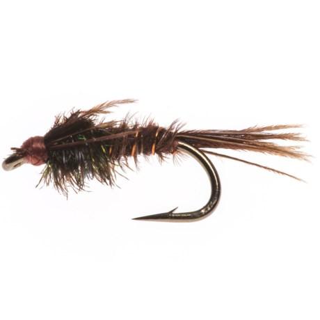 Black's Flies Black's Flies Flashback Epoxy Pheasant Tail Nymph Fly - Dozen