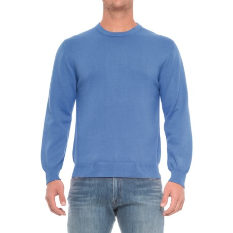 Specially made Pima Cotton Crew Neck Sweater (For Men)