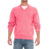 Specially made Pima Cotton V-Neck Sweater (For Men)