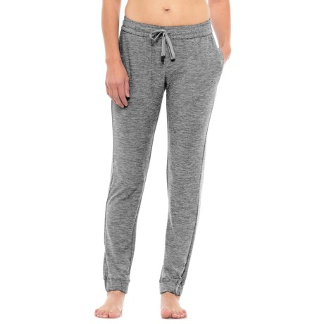 Kyodan Moss Jersey Jogger Pants (For Women)