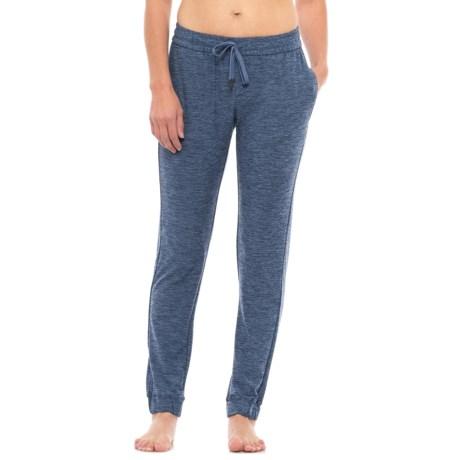Kyodan Moss Jersey Jogger Pants (For Women)
