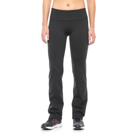 Kyodan Core Basic Stretch Pants - Slim, Straight Leg (For Women)