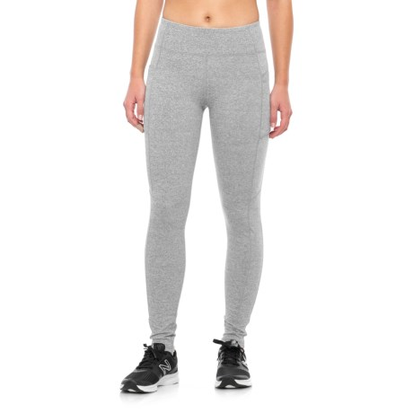 Kyodan Double-Brushed Running Tights (For Women)
