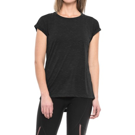 Kyodan Slouchy Shirt - Short Sleeve (For Women)