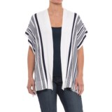 Foxcroft Kris Printed Vest (For Women)