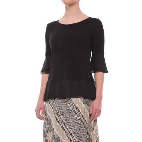Foxcroft Nancy Shirt - Elbow Sleeve (For Women)