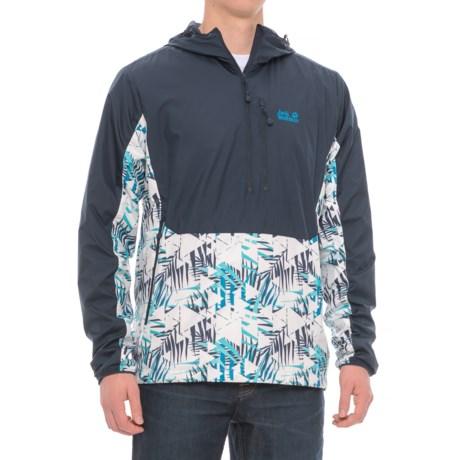 Jack Wolfskin Moana Tropic Windshell Jacket (For Men)