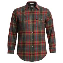 Pendleton Outdoor Shirt - Wool, Long Sleeve (For Men)