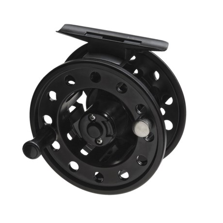 Wright & McGill Co. Plunge Large Arbor Fly Fishing Reel - 3/4wt-5/6wt