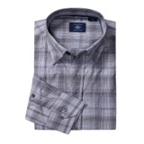Joseph Abboud Plaid Sport Shirt - Cotton, Long Sleeve (For Men)