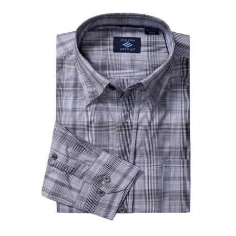 Joseph Abboud Plaid Sport Shirt - Cotton, Long Sleeve (For Men)