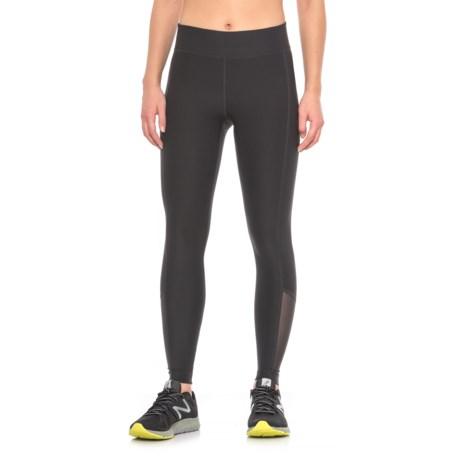 Spalding Mesh-Insert Leggings (For Women)