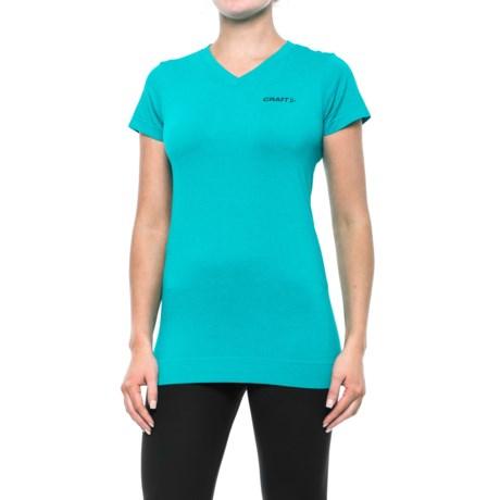 Craft Sportswear Seamless Touch T-Shirt - Short Sleeve (For Women)