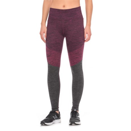 Spalding Color-Blocked Leggings (For Women)