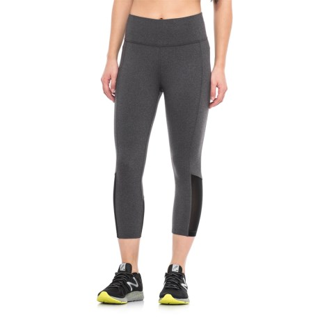 Spalding High-Performance Mesh Capris (For Women)