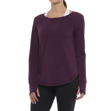 Yogalicious High-Low Shirt - Long Sleeve (For Women)