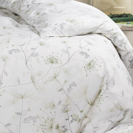 Bambeco Spring Meadow Duvet Cover - King, Organic Cotton
