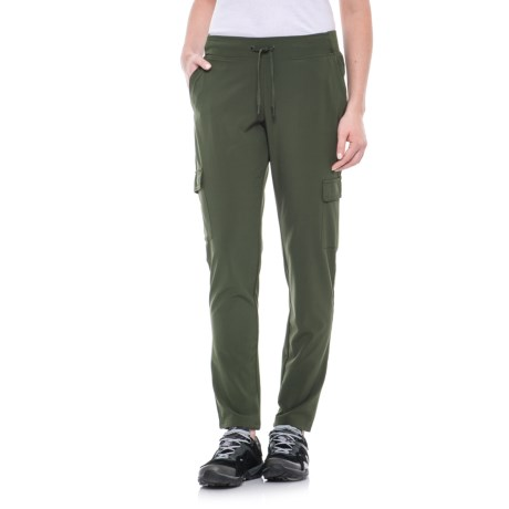 Gerry Wandered Cargo Pants (For Women)