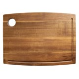 """Core Bamboo Stained Acacia Wood Cutting Board - 11x15"""""""