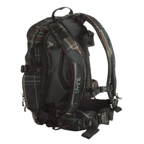 DaKine Heli Pro Deluxe 18L Snowsport Backpack  (For Women)