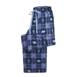 Toast and Jammies Cotton Jersey Drawstring Pants - Contemporary Cut (For Women)