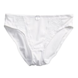 Naturana Classic Underwear Briefs - Lace Panels (For Women)