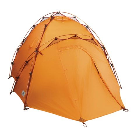 Vaude Power Atreus Tent and Footprint - 3-Person, 4-Season