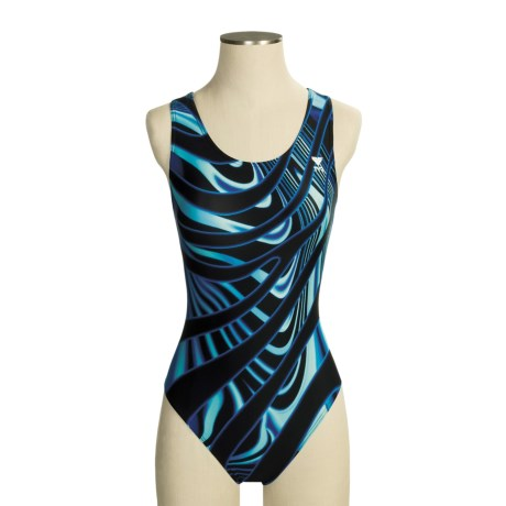TYR Thor Swimsuit - Maxback, 1-Piece (For Women)