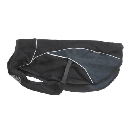 D-FA Ice Barker Merino Wool Dog Jacket - Petite