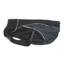 D-FA Ice Barker Dog Jacket - Merino Wool