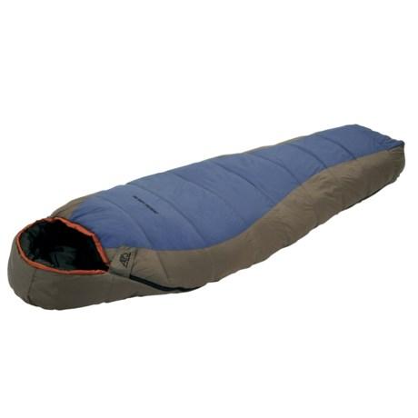Alps Mountaineering -20ºF Crescent Lake Synthetic Sleeping Bag - Regular