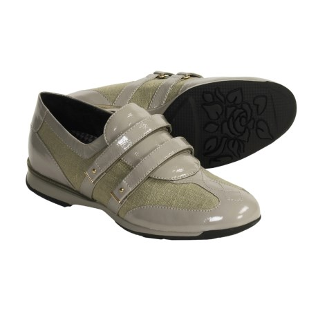 Aetrex Anna Shoes - Patent Leather (For Women)