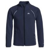 Trespass Harbird Shirt - Full Zip, Long Sleeve (For Little and Big Kids)