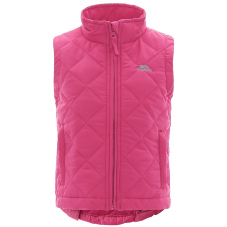 Trespass Elam Gilet Vest - Insulated (For Little and Big Kids)