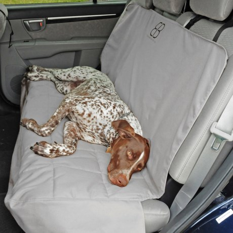 PetEgo Back Seat Car Hammock Seat Protector - Extra Large