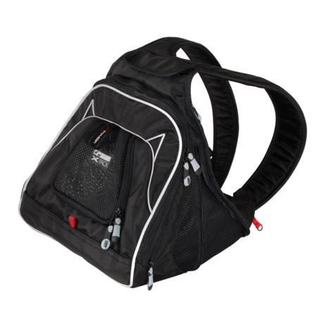PetEgo X-Pack Black Label Pet Carrier