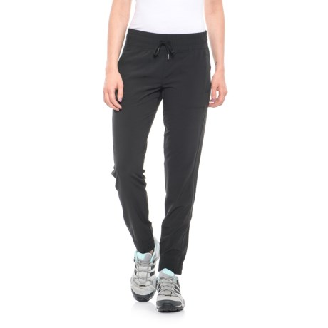 Freedom Trail Woven Jogger Pants (For Women)