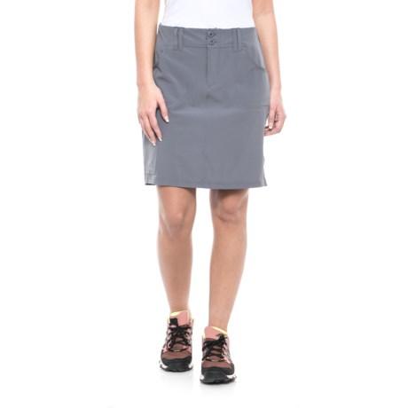 Freedom Trail Woven Walking Skirt (For Women)