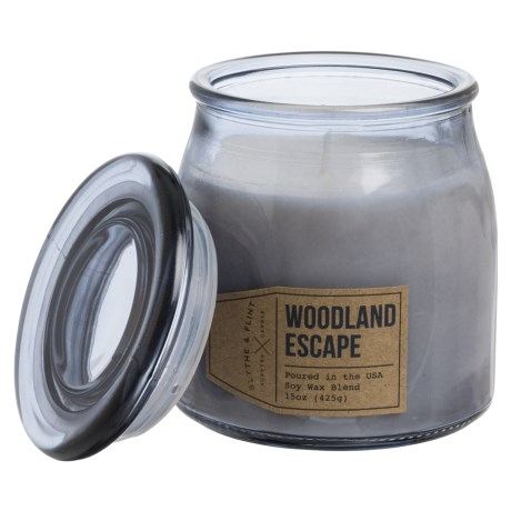 Blythe & Flint Woodland Escape Candle - 15 oz.